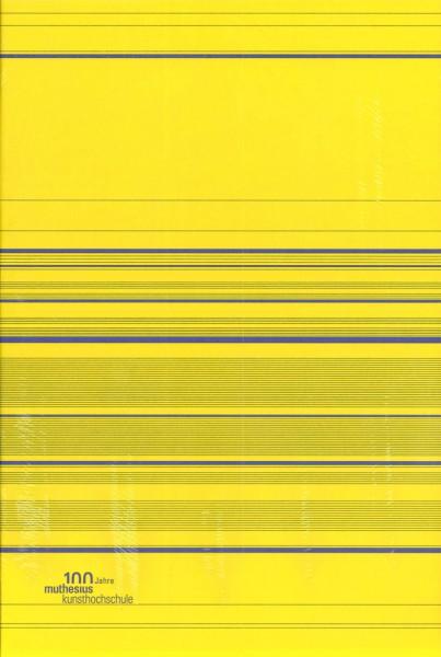 Erkenntnisform– 100 Jahre Muthesius Kunsthochschule – eine Festschrift zum 100-jährigen Jubiläum der