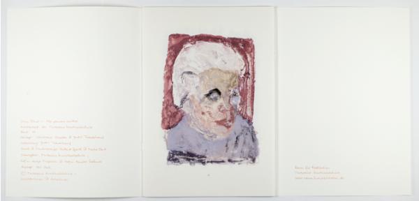 Künstlerheft #11: »Lucie Freud«