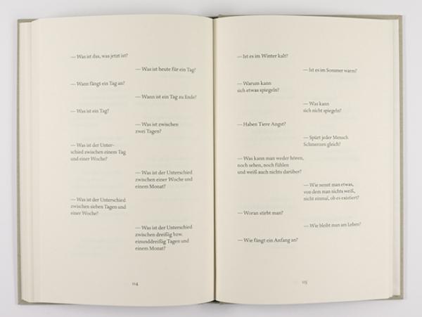 Sprache und Gestalt #2